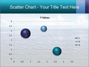 Blue Oceanic Water PowerPoint Templates - Slide 49