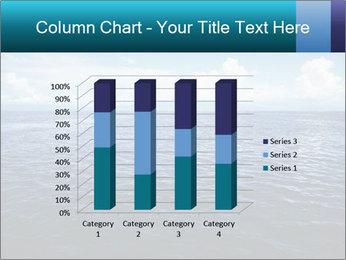 Blue Oceanic Water PowerPoint Templates - Slide 50