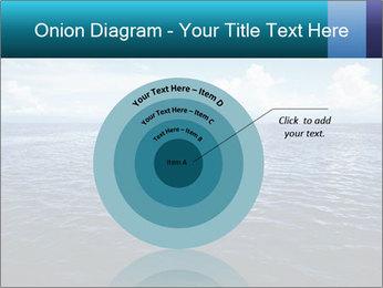 Blue Oceanic Water PowerPoint Templates - Slide 61