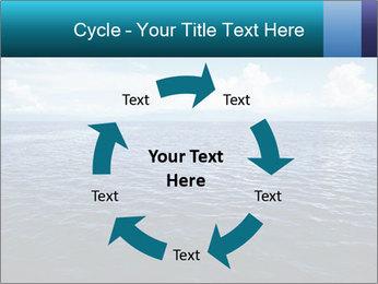 Blue Oceanic Water PowerPoint Templates - Slide 62