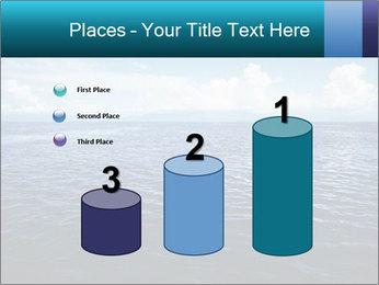 Blue Oceanic Water PowerPoint Templates - Slide 65