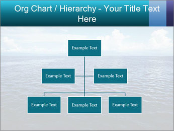Blue Oceanic Water PowerPoint Templates - Slide 66