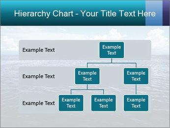 Blue Oceanic Water PowerPoint Templates - Slide 67