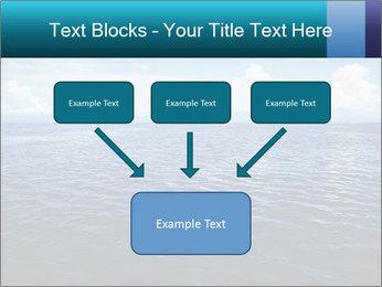 Blue Oceanic Water PowerPoint Templates - Slide 70