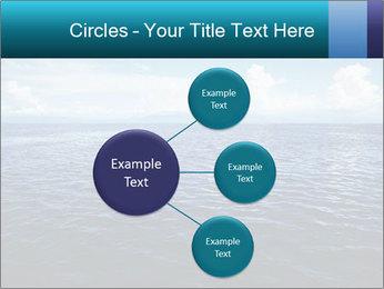 Blue Oceanic Water PowerPoint Templates - Slide 79