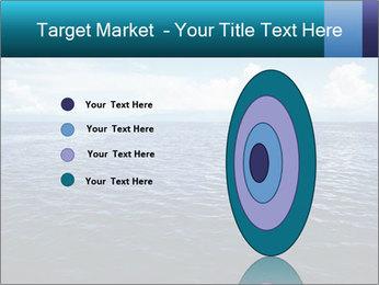 Blue Oceanic Water PowerPoint Templates - Slide 84