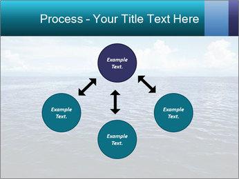 Blue Oceanic Water PowerPoint Templates - Slide 91