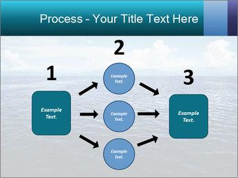 Blue Oceanic Water PowerPoint Templates - Slide 92