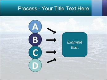 Blue Oceanic Water PowerPoint Templates - Slide 94