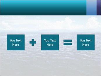 Blue Oceanic Water PowerPoint Templates - Slide 95