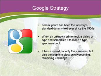 Football Training PowerPoint Template - Slide 10