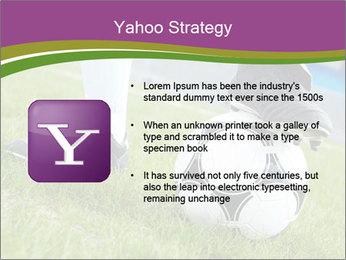 Football Training PowerPoint Template - Slide 11