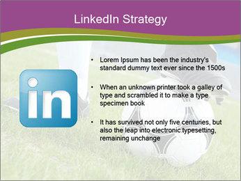 Football Training PowerPoint Template - Slide 12