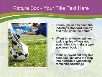 Football Training PowerPoint Template - Slide 13