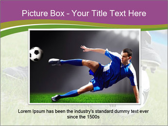 Football Training PowerPoint Template - Slide 15