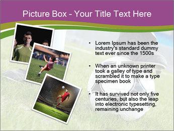 Football Training PowerPoint Template - Slide 17