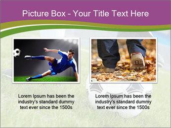 Football Training PowerPoint Template - Slide 18