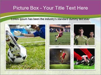 Football Training PowerPoint Template - Slide 19