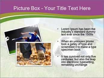 Football Training PowerPoint Template - Slide 20