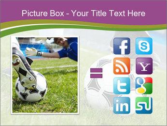 Football Training PowerPoint Template - Slide 21