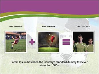 Football Training PowerPoint Template - Slide 22