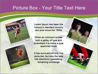 Football Training PowerPoint Template - Slide 24