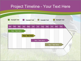 Football Training PowerPoint Template - Slide 25