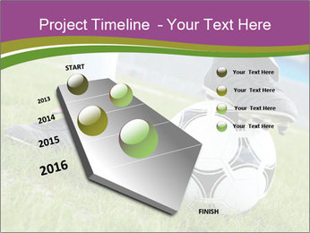 Football Training PowerPoint Template - Slide 26