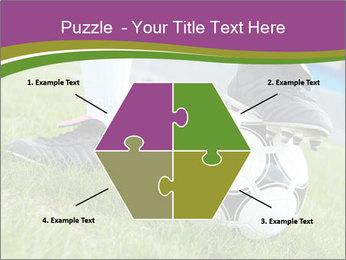 Football Training PowerPoint Template - Slide 40