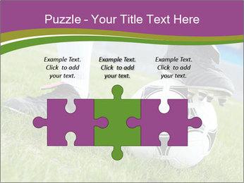 Football Training PowerPoint Template - Slide 42