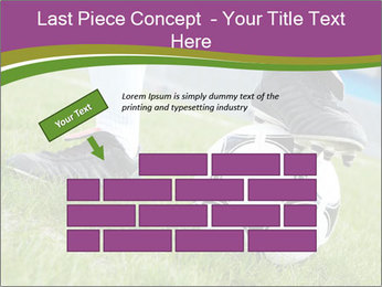 Football Training PowerPoint Template - Slide 46