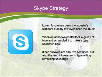 Football Training PowerPoint Template - Slide 8