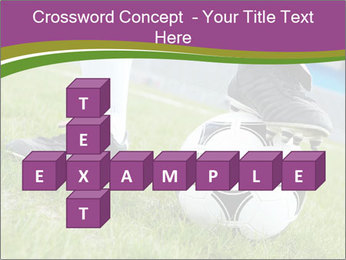 Football Training PowerPoint Template - Slide 82