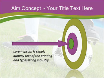 Football Training PowerPoint Template - Slide 83