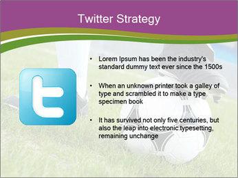 Football Training PowerPoint Template - Slide 9