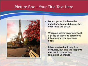 Magic Eiffel Tour PowerPoint Template - Slide 13
