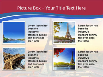 Magic Eiffel Tour PowerPoint Template - Slide 14