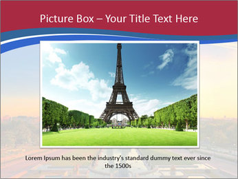 Magic Eiffel Tour PowerPoint Template - Slide 16