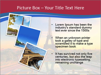 Magic Eiffel Tour PowerPoint Template - Slide 17