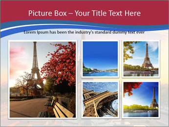 Magic Eiffel Tour PowerPoint Template - Slide 19