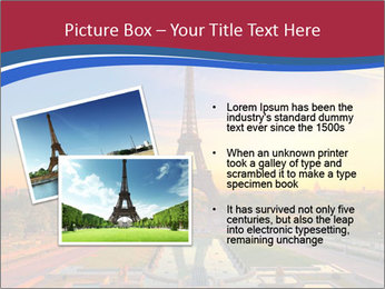 Magic Eiffel Tour PowerPoint Template - Slide 20