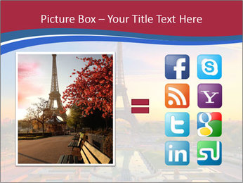 Magic Eiffel Tour PowerPoint Template - Slide 21