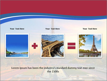 Magic Eiffel Tour PowerPoint Template - Slide 22