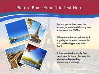 Magic Eiffel Tour PowerPoint Template - Slide 23