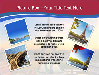Magic Eiffel Tour PowerPoint Template - Slide 24