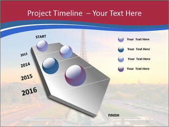 Magic Eiffel Tour PowerPoint Template - Slide 26