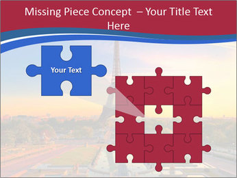 Magic Eiffel Tour PowerPoint Template - Slide 45