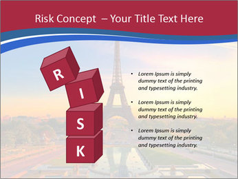 Magic Eiffel Tour PowerPoint Template - Slide 81