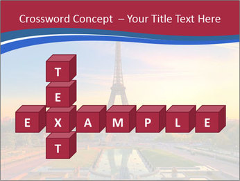 Magic Eiffel Tour PowerPoint Template - Slide 82