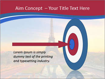 Magic Eiffel Tour PowerPoint Template - Slide 83